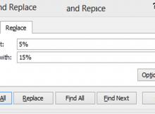 Cara Otomatis Merubah Teks atau Angka di Excel
