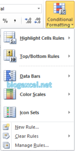 Ini Fungsi Conditional Formating di Excel