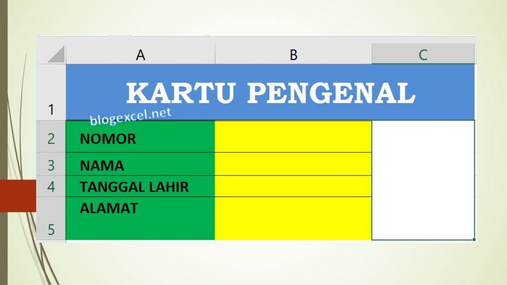 Form Data Foto